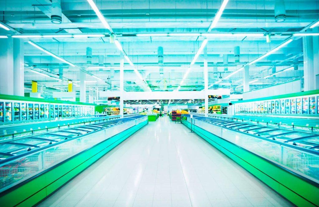 Kühltruhen für Lebensmittel KMTechnik