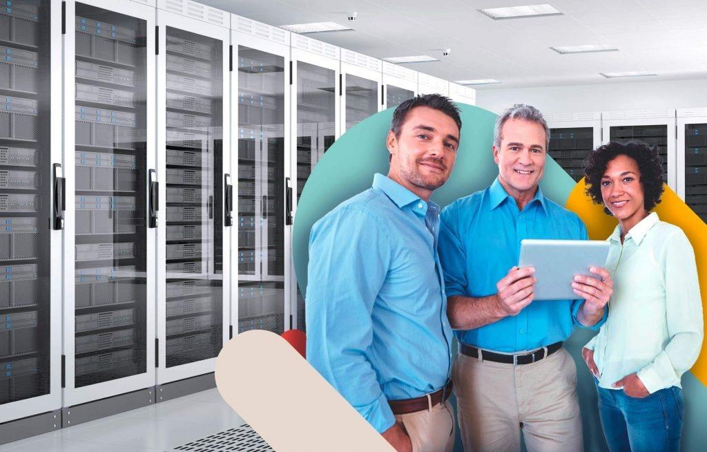 Klimaanlage & Klimatechnik im Serverraum