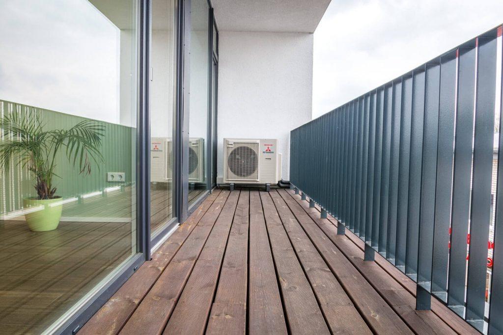 Klimaanlage Beispiel Praxis 5 Außengerät